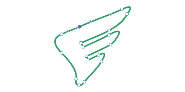 Affinity Photo でベクターの線を描く方法