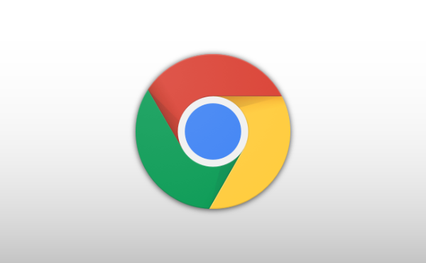 Google Chrome ロゴ
