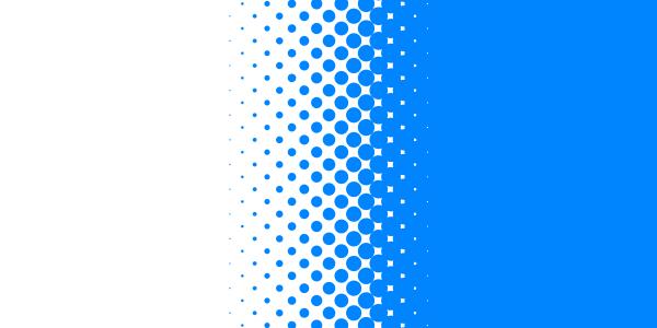 Affinity Photo:ドットグラデーションを作る方法