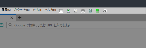 Firefox 69 以降でも userChrome.css を使う方法
