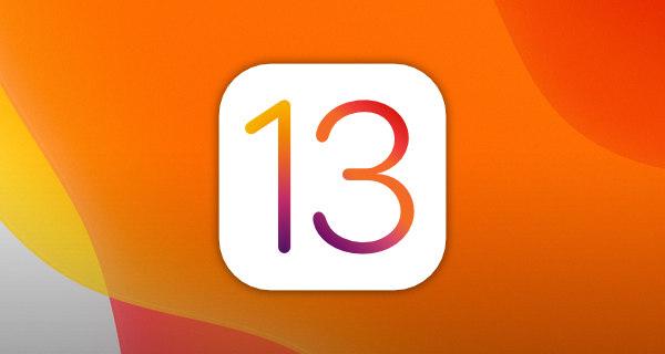 iOS 13 ロゴ