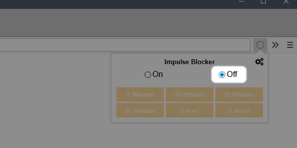 Firefox: やるべき事に集中! 誘惑サイトの閲覧を制限する