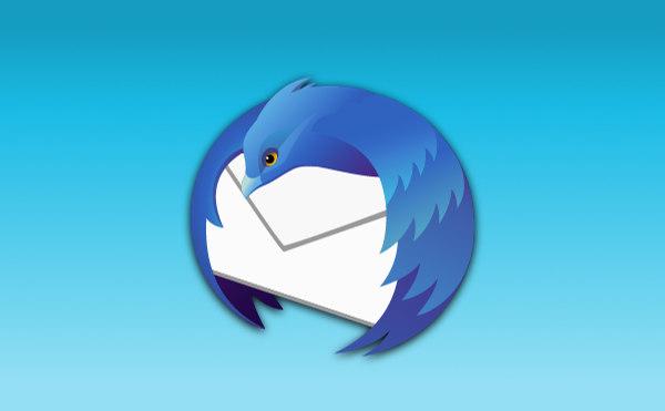 Thunderbird ロゴ