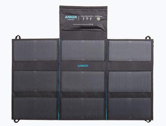 防災グッズ: スマホも充電できる持ち運べるソーラーパネルを買ってみた