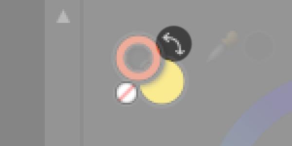 Affinity Designer: 2色を選ぶ「カラースウォッチ」【イラレ未経験シリーズ】