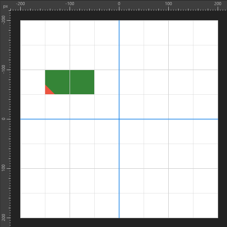 Affinity Photo: 座標の原点の位置を変えて左右対称などを簡単に作る