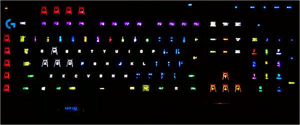 ゲーミングキーボード「G910r」を買ってみた