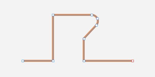 Affinity Designer: カーブの角をキレイに丸める「コーナーツール」の使い方