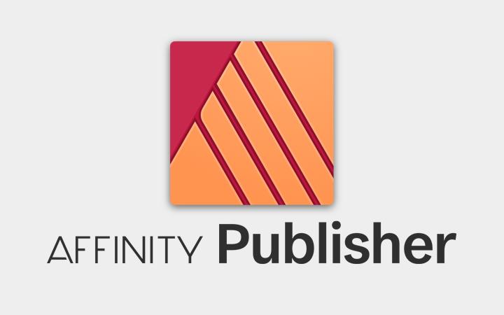 Affinity Publisher ロゴ