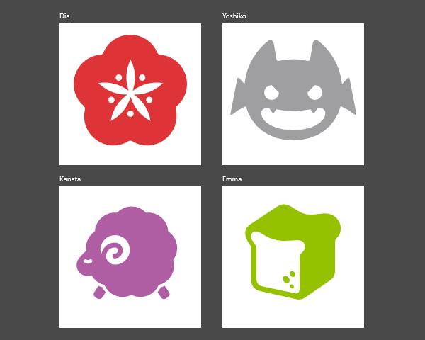 Affinity Designer: 複数の「アートボード」を一気に書き出す