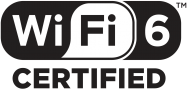 Wi-Fi 6 認証ロゴ サンプル