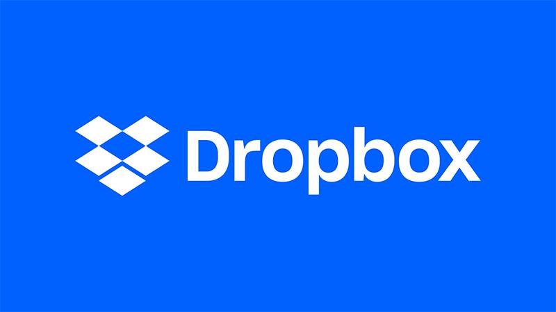 Dropbox ロゴ