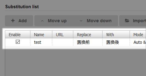 Firefox FoxReplace 追加 エラー