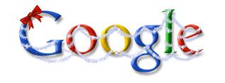 Google Logo (X'mas ver.)