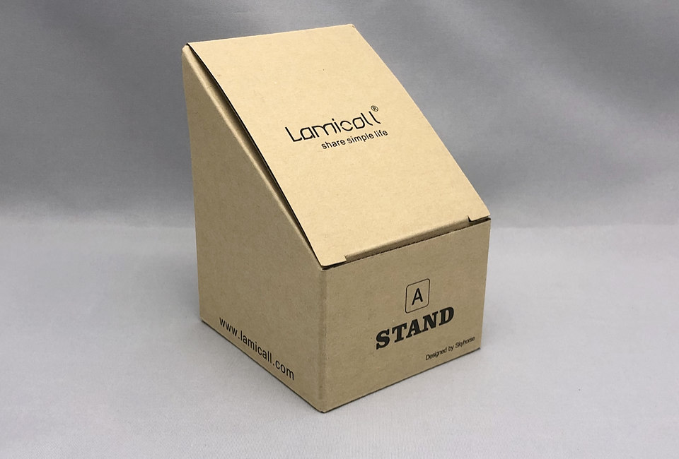 iPhoneX スタンド Lamicall レビュー