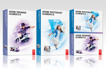 Photoshop Elements & Premiere Elements
