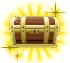 黄金の宝箱